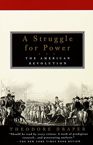9780679776420: A Struggle for Power: The American Revolution