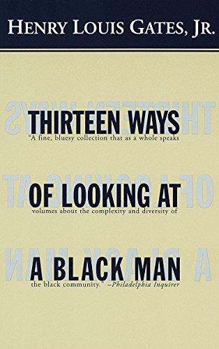 9780679776666: Thirteen Ways of Looking at a Black Man