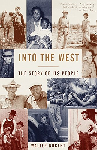 9780679777496: Into the West: The Story of Its People