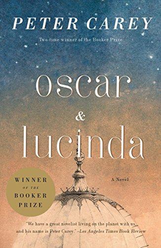Oscar and Lucinda: Carey, Peter