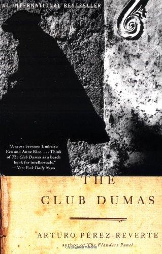 Club Dumas,The: Perez-Reverte