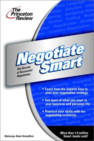 9780679778714: Negotiate Smart (Smart Guides)