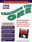 Cracking the GRE with Sample Tests on Disk, 1998 Edition (Cracking the Gre With Sample Tests on ...