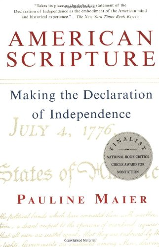9780679779087: American Scripture: Making the Declaration of Independence
