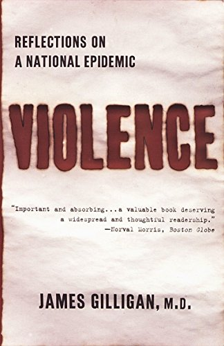 9780679779124: Violence: Reflections on a National Epidemic