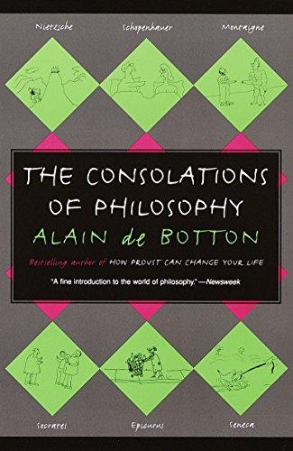 The Consolations of Philosophy: Alain De Botton