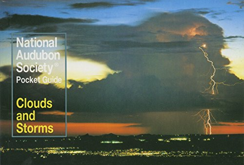 9780679779995: National Audubon Society Pocket Guide to Clouds and Storms (National Audubon Society Pocket Guides)