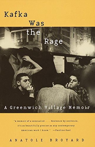 9780679781264: Kafka Was the Rage: A Greenwich Village Memoir