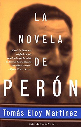 9780679781462: La Novela de Perón