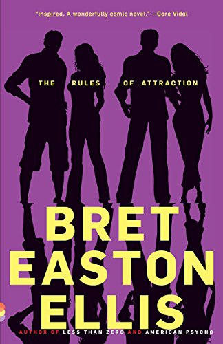 9780679781486: The Rules of Attraction (Vintage Contemporaries)