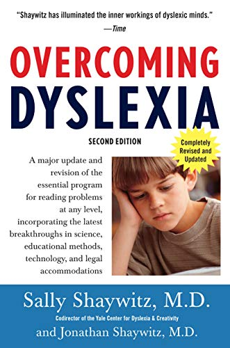 9780679781592: Overcoming Dyslexia: A New and Complete Science-Based Program for Reading Problems at Any Level