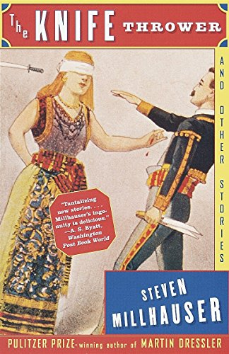 9780679781639: The Knife Thrower: And Other Stories (Vintage Contemporaries)