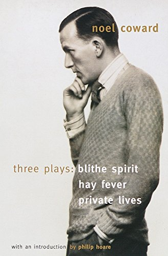 9780679781790: Three Plays: Blithe Spirit/Hay Fever/Private Lives
