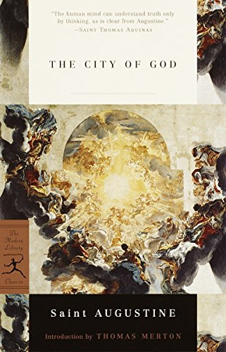 9780679783190: The City of God (Modern Library Classics)