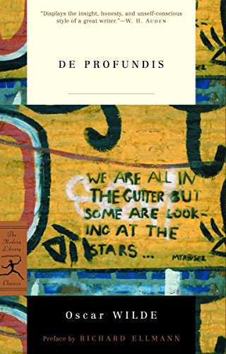 9780679783213: De Profundis (Modern Library Classics)