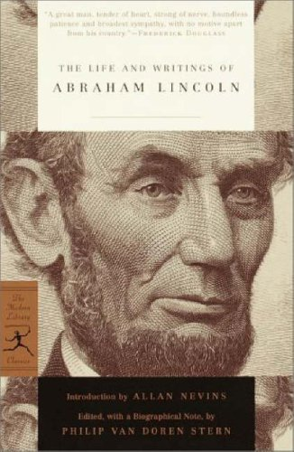 9780679783299: The Life and Writings of Abraham Lincoln