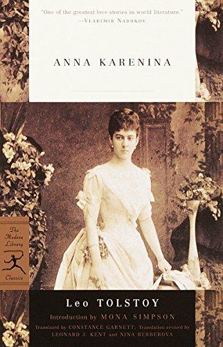 9780679783305: Mod Lib Anna Karenina (Modern Library)
