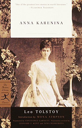 9780679783305: Anna Karenina (Modern Library Classics)
