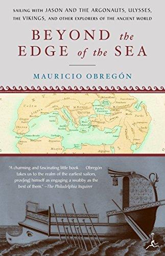 Beyond the Edge of the Sea: Sailing: Mauricio Obregon