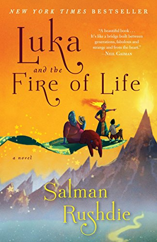 Luka and the Fire of Life: Salman Rushdie