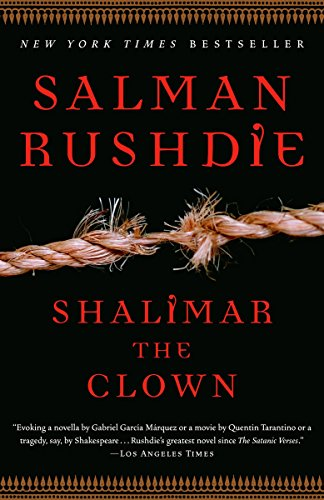 9780679783480: Shalimar the Clown: A Novel
