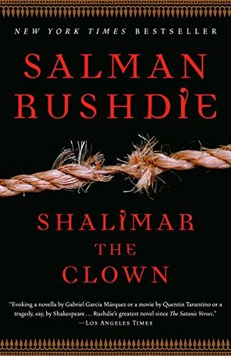 9780679783480: Shalimar the Clown: A Novel