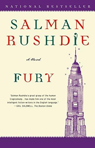 9780679783503: Fury (Modern Library)
