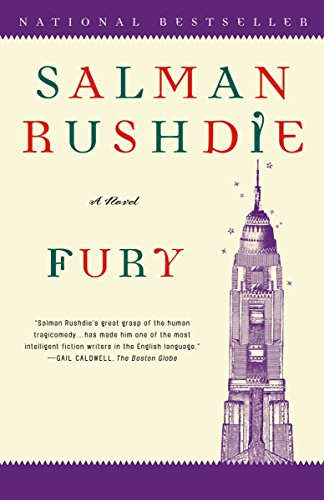 9780679783503: Fury: A Novel (Modern Library)
