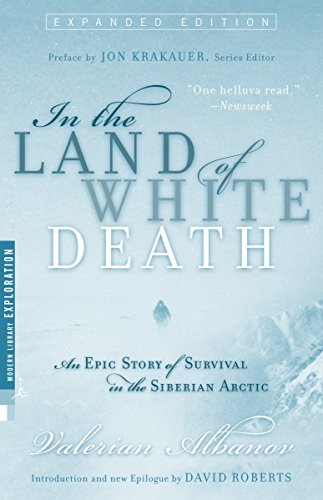 9780679783619: In the Land of White Death: An Epic Story of Survival in the Siberian Arctic