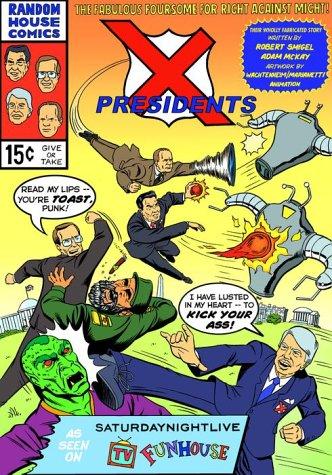 9780679783626: X Presidents