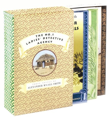 9780679789758: No. 1 Ladies Detective Agency, Box Set: The No. 1 Ladies Detective Agency, Tears of the Giraffe, Morality for Beautiful Girls.