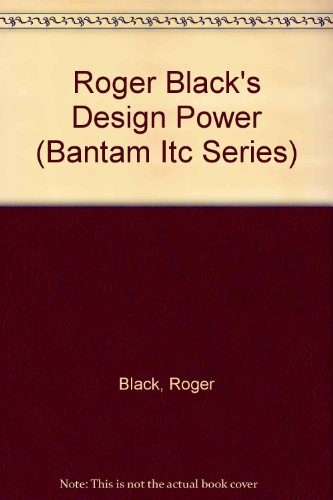 ROGER BLACKS DESKTOP DESIGN (Bantam Itc Series) (0679790187) by Black, Roger