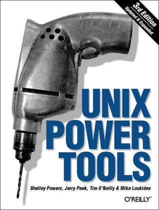 UNIX Power Tools (067979073X) by Mike Loukides; Tim O'Reilly; Jerry Peek; et al.