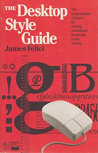 9780679790822: Desktop Style Guide (BANTAM-ITC SERIES)