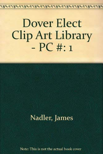 9780679790976: Dover Electronic Clip Art Library: V 1, PC ed w/4 disks: PC Edition
