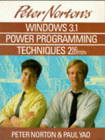 9780679791089: Peter Norton Windows 3.1 Power Prog (Peter Norton Computing Series)