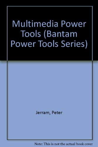 9780679791188: Multimedia Power Tools w/CD-ROM (Bantam Power Tools Series)