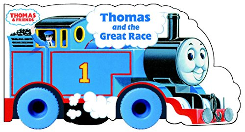 9780679800002: Thomas and the Great Race (Thomas & Friends)