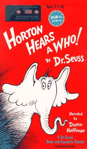 9780679800033: Horton Hears a Who