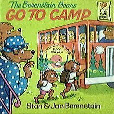 9780679800873: The Berenstain Bears Go to Camp (First Time Books)