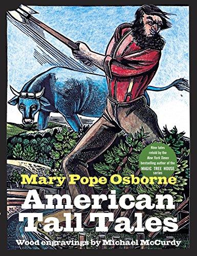9780679800897: American Tall Tales