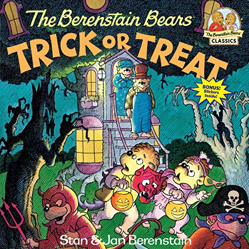 9780679800910: The Berenstain Bears Trick or Treat (First Time Books)