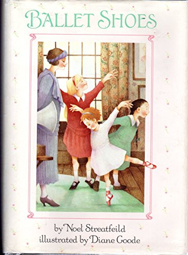 Ballet Shoes 9780679801054 Determined to make a name for themselves, three adopted sisters living in London train for the ballet and the stage and in the process discover that each has a special talent.