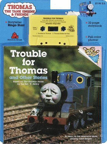 9780679801061: Trouble for Thomas and Other Stories