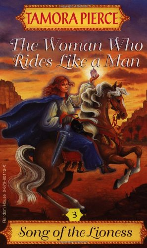 9780679801122: The Woman Who Rides Like a Man (Song of the Lioness Quartet, Book 3)