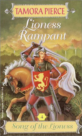 9780679801139: Lioness Rampant (Song the Lioness #4)