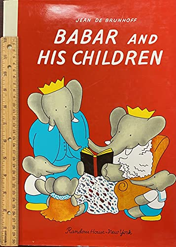 9780679801658: Babar and His Children