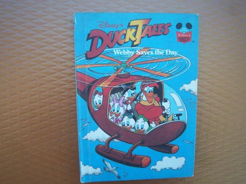 9780679801931: Duck Tales Webby Saves the Day