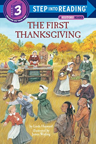 9780679802181: The First Thanksgiving (Step-Into-Reading, Step 3)