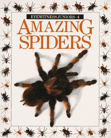 9780679802266: Amazing Spiders (Eyewitness Junior)